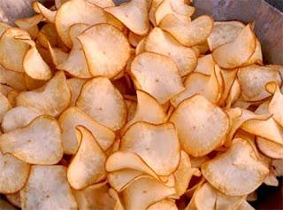 Cassava Chip Fries