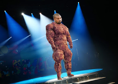 Kanye West Meat Rapper Picture