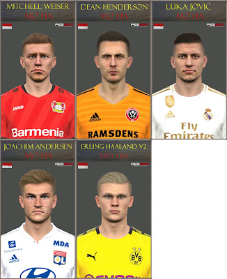 PES 2017 Facepack February 2020 V2 by Mo Ha
