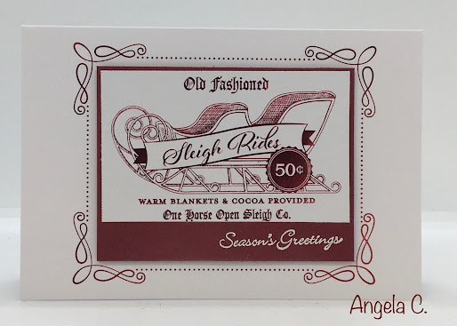 Stampin' Up!, Wonder of the Season,