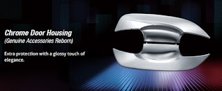 New-Innova Chrome Door-Housing