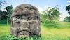 ANTIGUËDAD. Auge y declive de la Civilización Olmeca