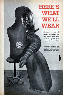 Here's what we'll wear -- in space