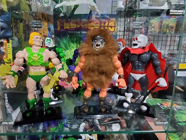 Toy Fair 2020 Zoloworld Action Figures