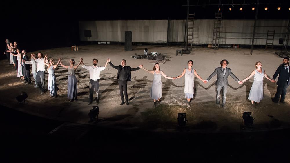 Και οι… «ΕΠΤΑ ΕΠΙ ΘΗΒΑΣ» στο Θέατρο του Δίου ήταν υπέροχοι (ΦΩΤΟ)