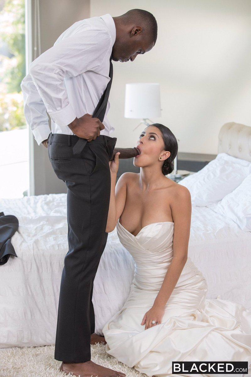 Black Wedding Porn