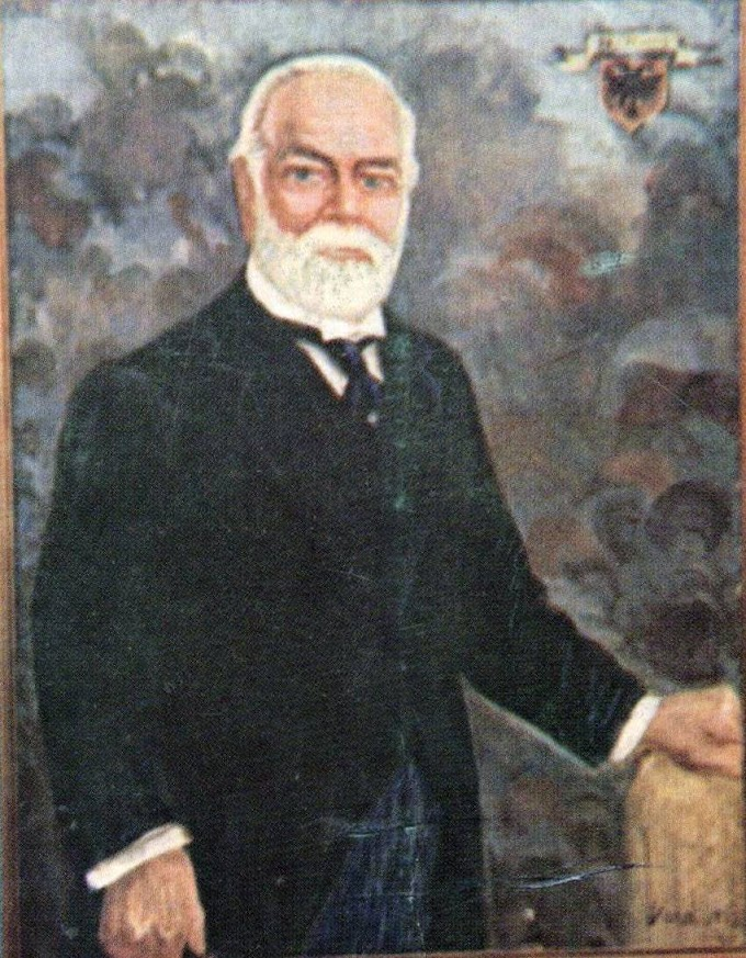 Il padre fondatore della nazione albanese