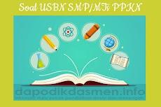 Soal USBN SMP MTs PPKN Tahun 2019 Lengkap dengan Pembahasan