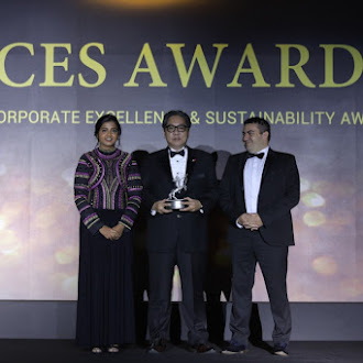 Reaping the Bounty of Courage: BAVI's Mascarinas recognized as Outstanding Leader in Asia at recent ACES Awards