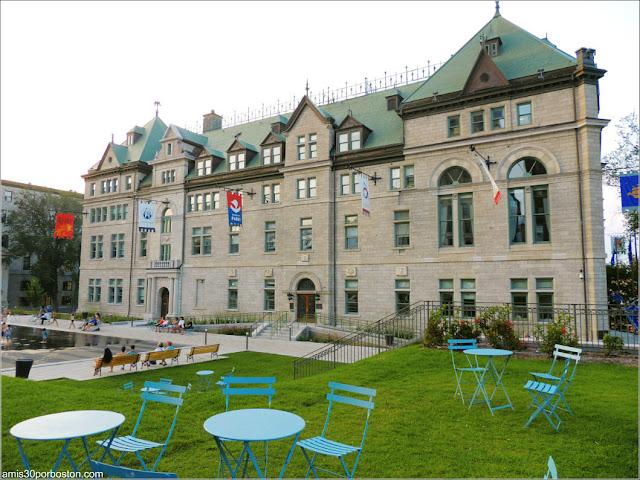 Ayuntamiento de Quebec, Canadá