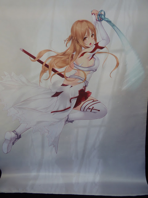 Lighting Flash Asuna
