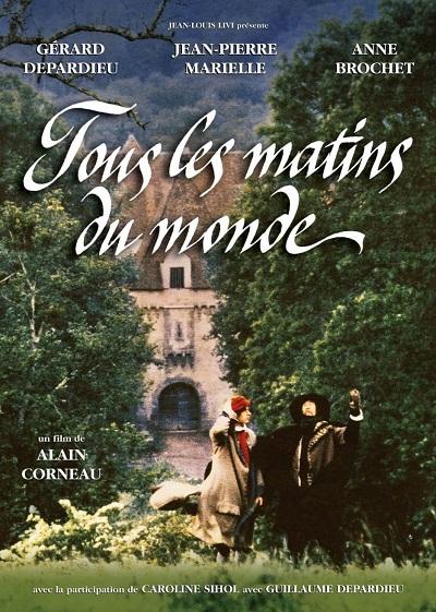 Tous Les Matins Du Monde Musique : matins, monde, musique, Collage, JANG:, Stories, About, Music, Films:, Matins, Monde, (1991)