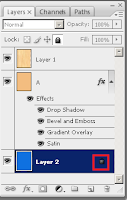 Fungsi Palet Layers Pada Adobe Photoshop, cara mengunci layer di photoshop