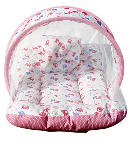 Co Toddler Mattress with Mosquito Net