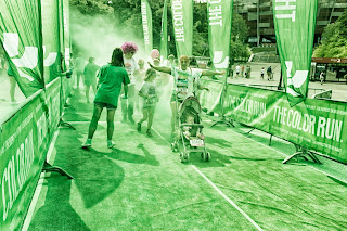 The Color Run Warszawa