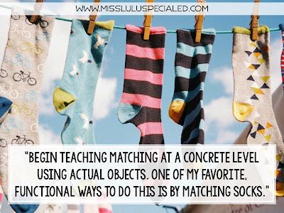 Patterned socks hanging on a clothesline