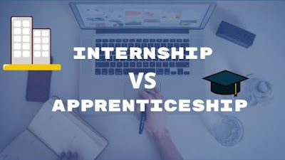 Difference between Internships and apprenticeships