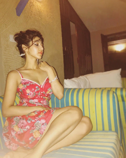 Sonarika Bhadoria Hot Instagram Photos Has The Answer To Everything.