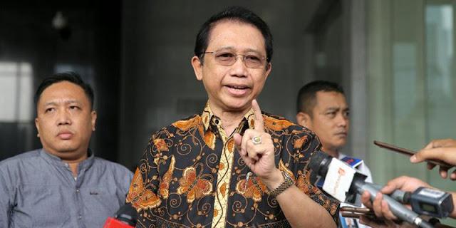 Bantah Tudingan Herman Khaeron Kudeta AHY, Marzuki Alie: Kalau Jadi Pejabat Jangan Asbun