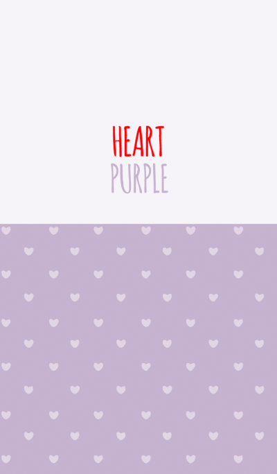PURPLE 4 (HEART)