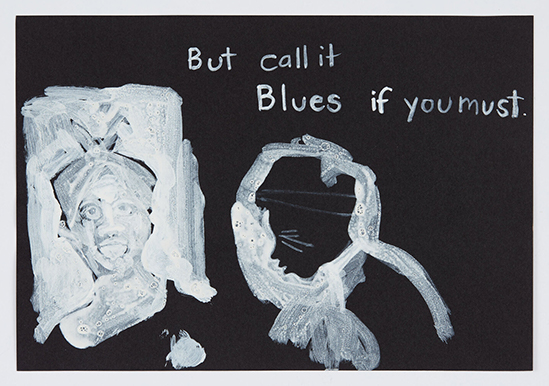 Kara Walker Trolls, 2012 gouache on paper suite of 28 works on paper 17.8 x 26 cm (each)