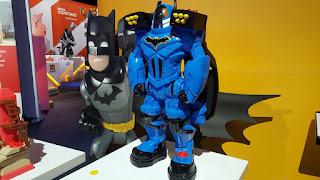 Imagine Next Batman Suit Mattel