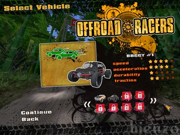 Offroad Racers PC Gameplay