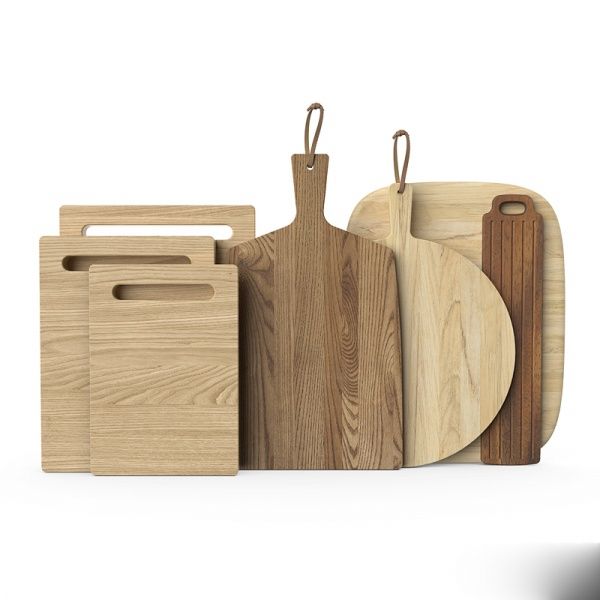 High-end design cutting board model free 3ds max