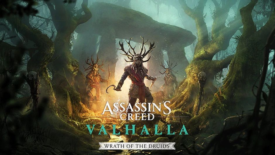 WRATH OF THE DRUIDS, ASSASSIN'S CREED VALHALLA'S FIRST EXPANSION, LAUNCHES TOMORROW