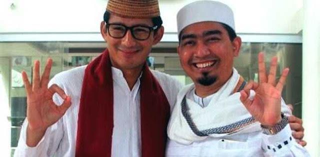 Giliran Ustadz Solmed Yang Ditemui Sandi