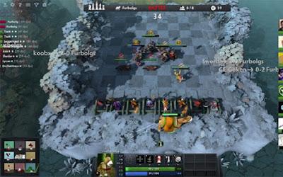 Dota Auto Chess đòi hỏi người chơi phải nghiên cứu kỹ và đưa ra những chiến thuật cụ thể cho mình