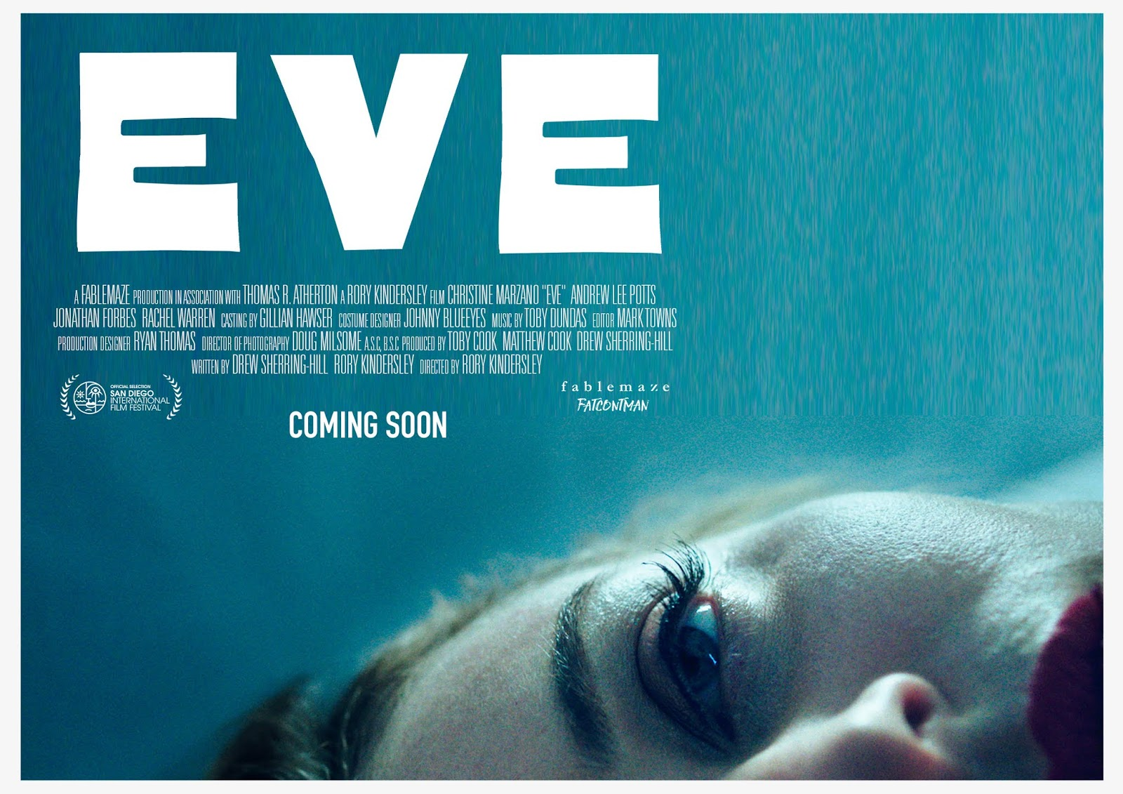 "Movie Review: ""Eve"" (2019)"