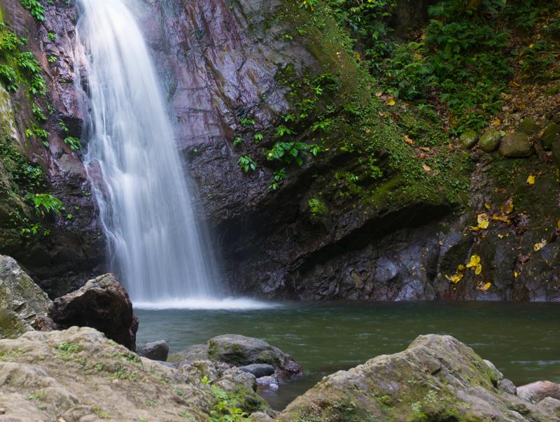 Kabigan Falls, Pagudpud Ilocos