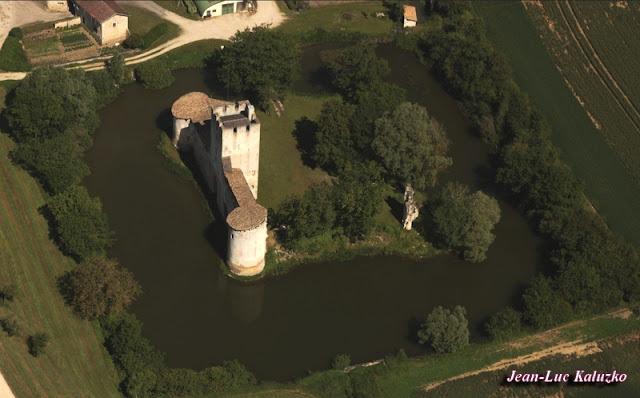 VAUCOULEURS (55) - La Maison-forte de Gombervaux (1ère partie)