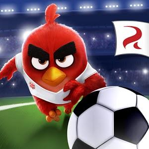 لعبة Angry Birds Goal الجديدة للاندرويد