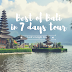 [ Travel Guide] | Best of Bali in 7 days tour