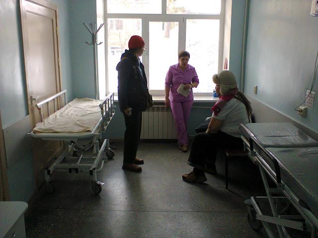 Седых Татьяна Николаевна Заместитель главного врача медицинской части ЦГБ Бийска