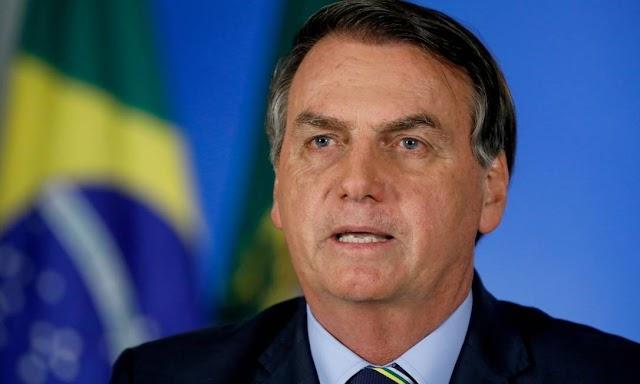 """Pandemia de coronavírus: Jair Bolsonaro volta a defender fim do isolamento e faz críticas a governadores e prefeitos: """"estão arrebentando com o Brasil"""""""
