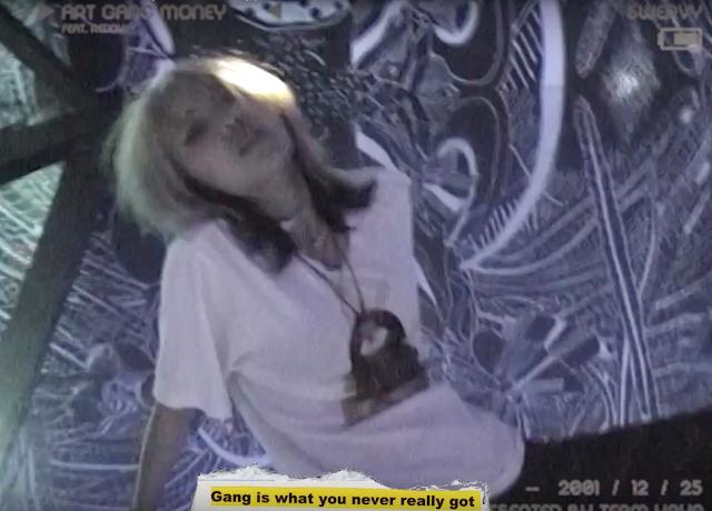 SWERVY - ART GANG MONEY (MUSIC VIDEO)