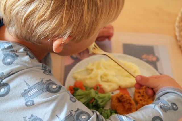 Gesund Kochen fuer Kinder Kinderernaehrung mit der Maus und bofrost Jules kleines Freudenhaus