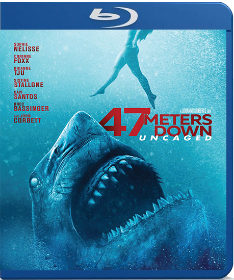 47 Meters Down: Uncaged [2019] [BD25] [Subtitulado]