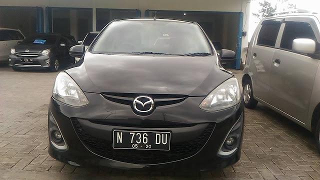 Mazda 2 R AT tahun 2010 bekas
