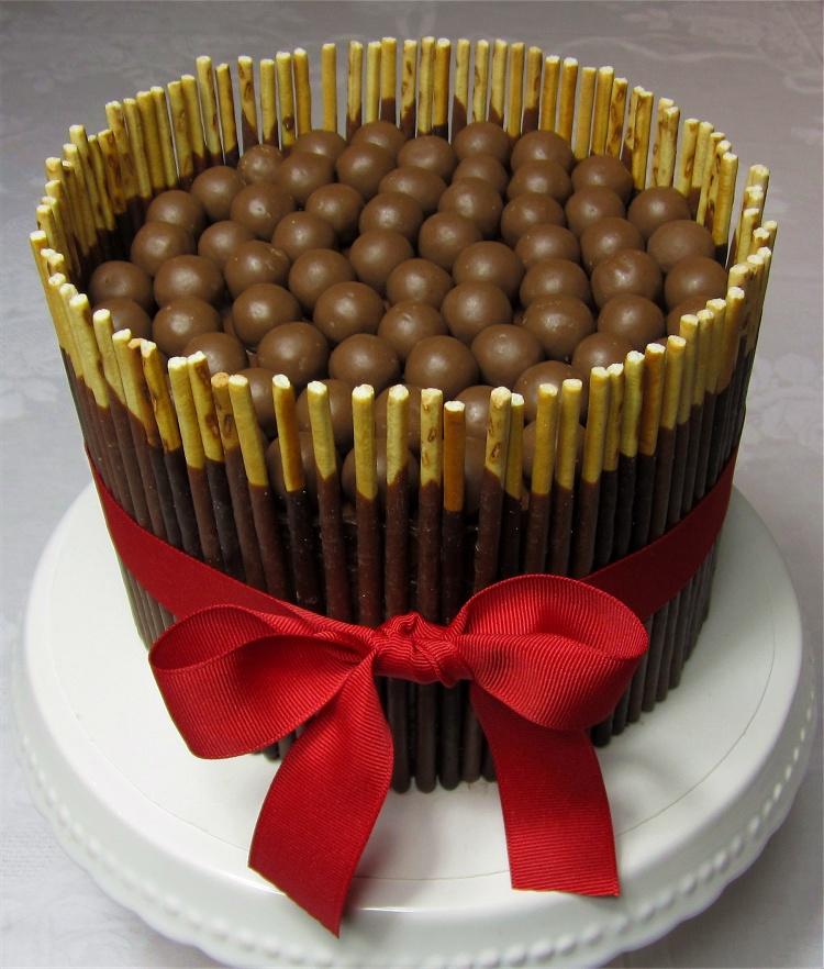 Mikado-Malteser-Torte