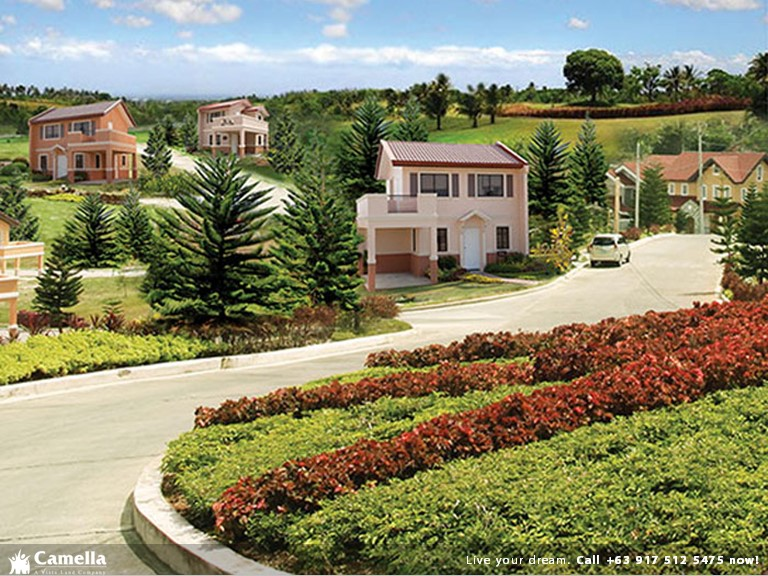 Photos of Carmina Downhill - Camella Silang | House & Lot for Sale Silang Cavite