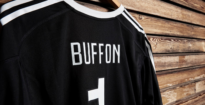 bef4aa0bd Special Limited Edition Juventus Buffon 1  Black Edition  Kit Released