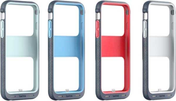SanDisk iXpand Memory Case launched for iPhone
