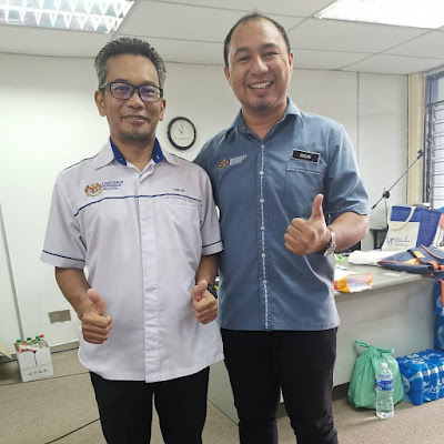 5 Teladan Baik Pegawai KPM Cemerlang. Tahniah Dr Ihsan Ismail!