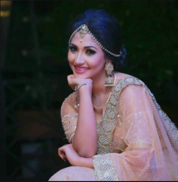 nayanathara wickramarachchi bridal photos