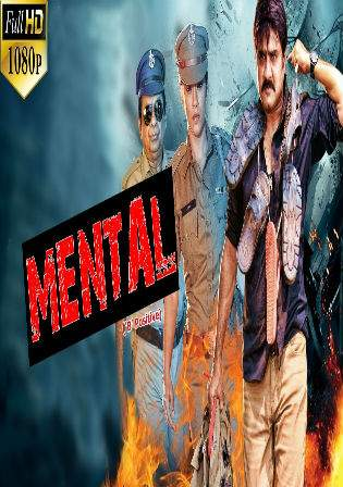 Mental 2017 HDRip Download 800MB Hindi Dubbed 720p