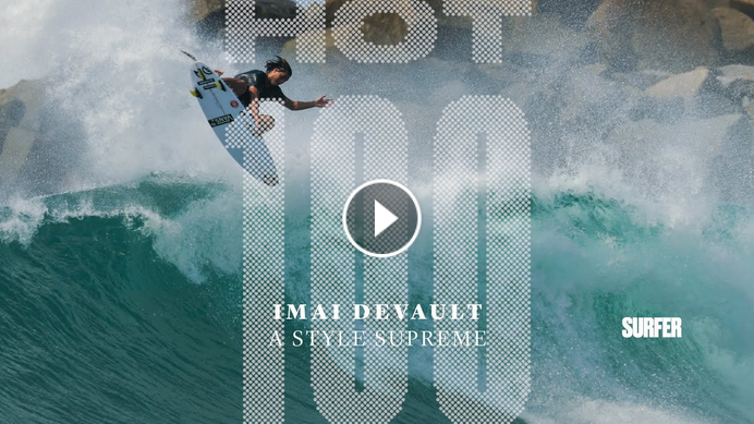 Imaikalani deVault and a Style Supreme A Hot 100 Profile